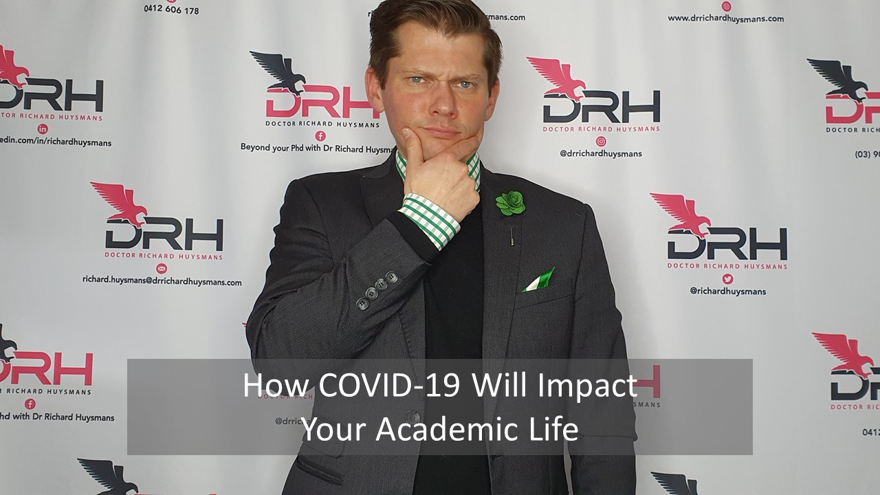How COVID-19 Will Impact Your Academic Life